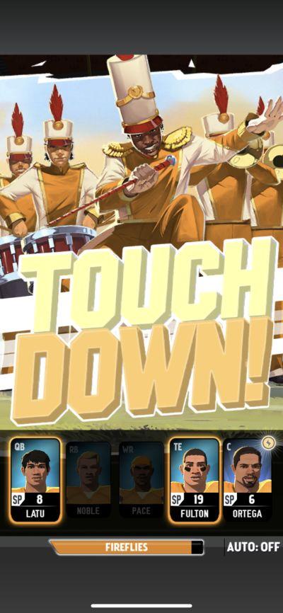 rival stars college football touchdown