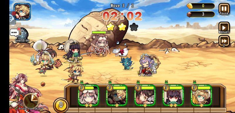 how to create a balanced team in shikigami myth