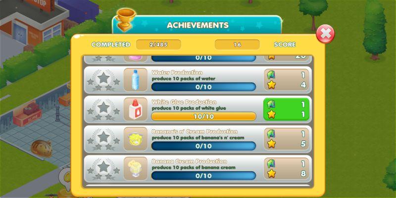 slimeatory achievements