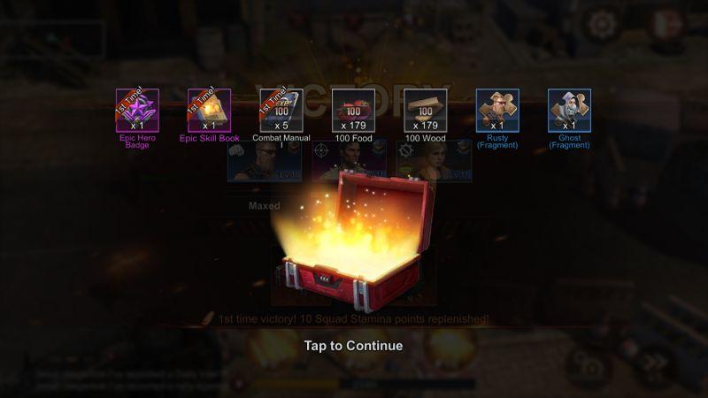 state of survival trials rewards