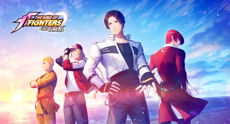 the king of fighters for girls pre-registration