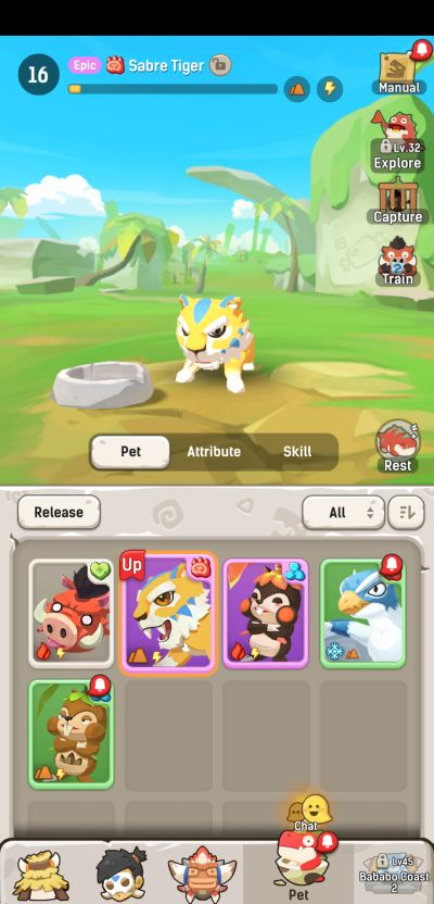 how to equip pets in ulala idle adventure