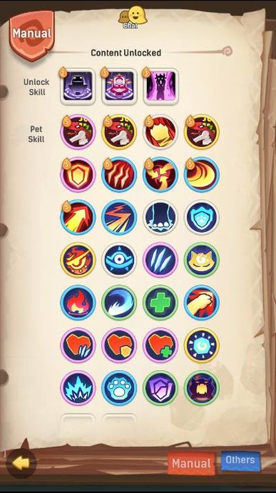 how to unlock pet skill slots in ulala idle adventure
