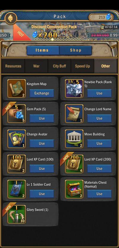 age of myth genesis inventory