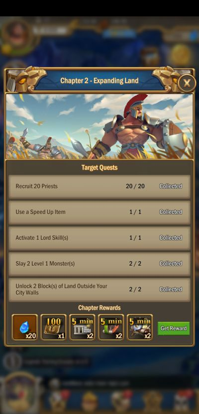 age of myth genesis quests