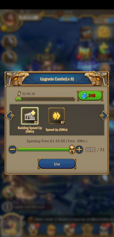 how to spend boosters and buffs in age of myth genesis