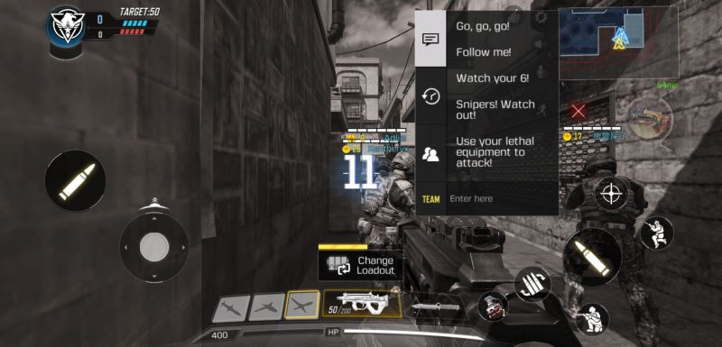 call of duty mobile tactics