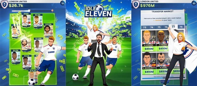 idle eleven guide