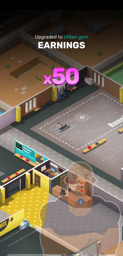 how to renovate the gym in idle fitness gym tycoon