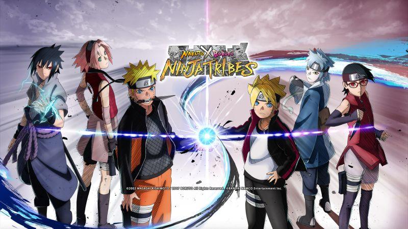 naruto x boruto ninja tribes