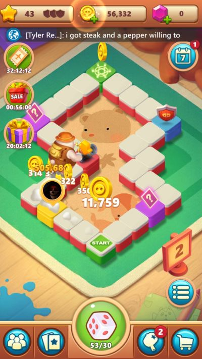 how to unlock new places in piggy go