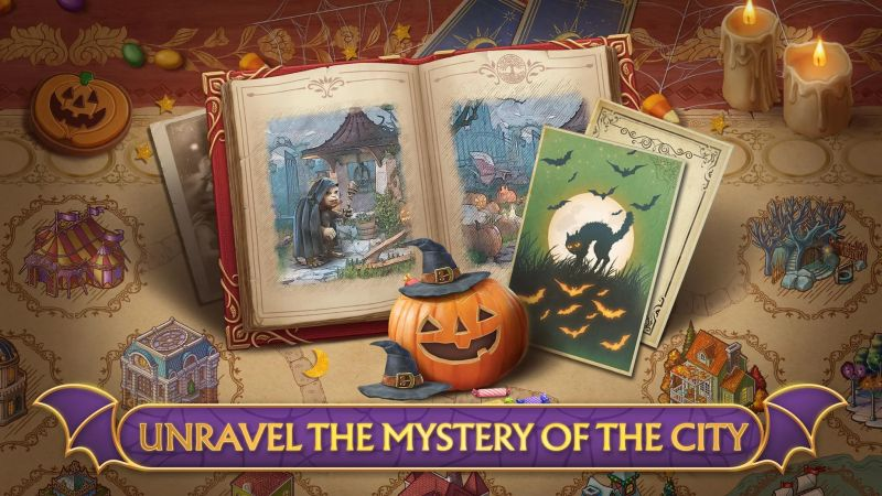 seekers notes hidden mystery hints