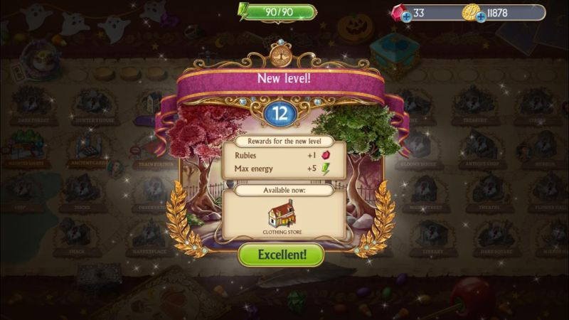how to level up fast in seekers notes hidden mystery