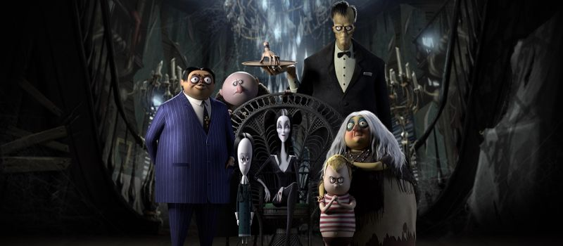 the addams family mystery mansion guide