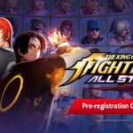 The King of Fighters Allstar Now Available for Pre-Registration