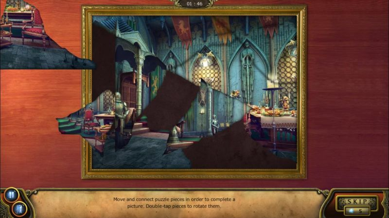 how to unlock new scenes in the secret society