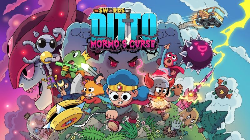 the swords of ditto pre-registration