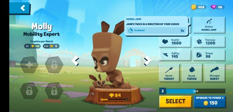 zooba zoo battle arena best characters