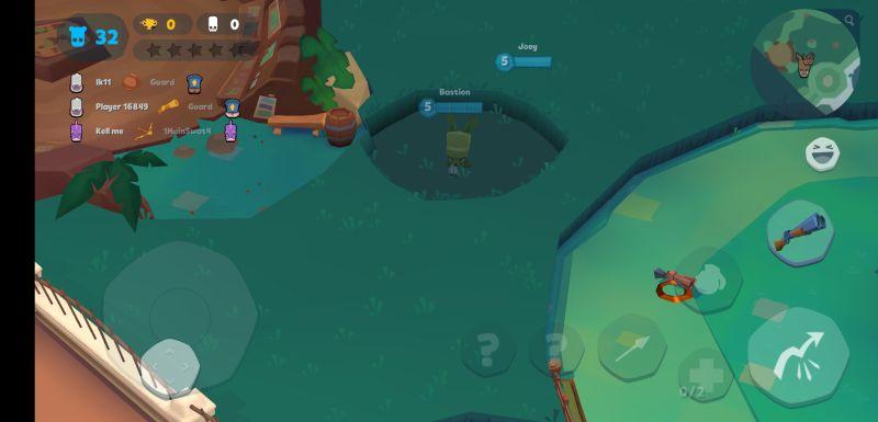 zooba zoo battle arena environment