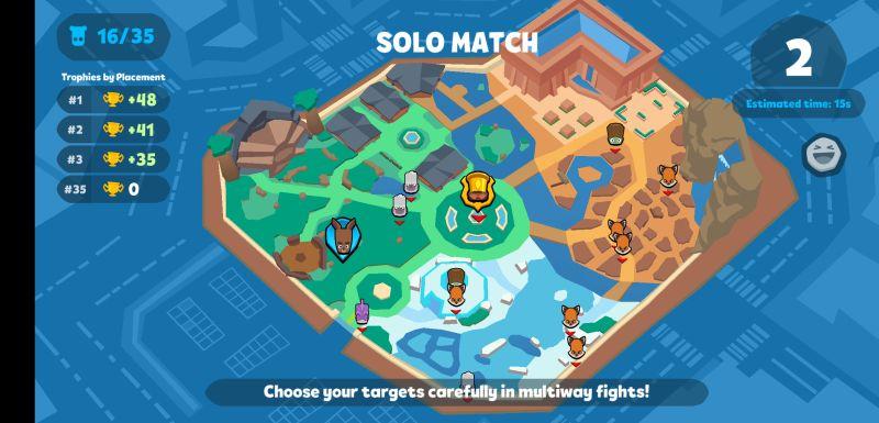 zooba zoo battle arena path