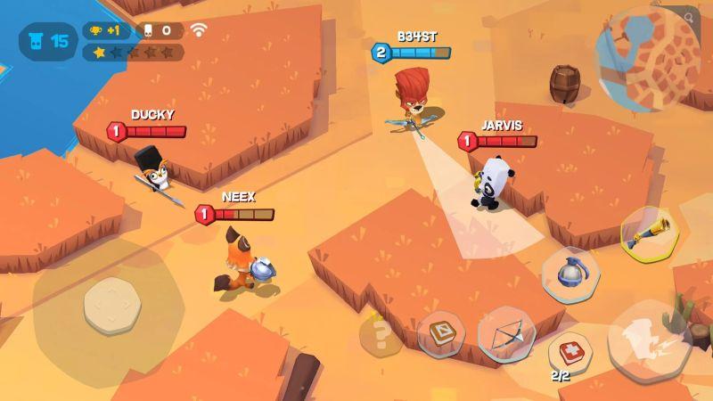 zooba zoo battle arena tips