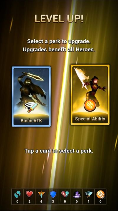 how to level up heroes fast in battle breakers
