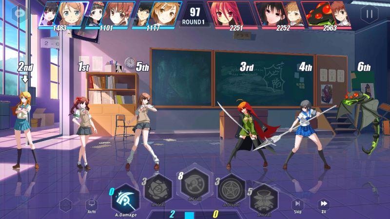 crossing void battle screen