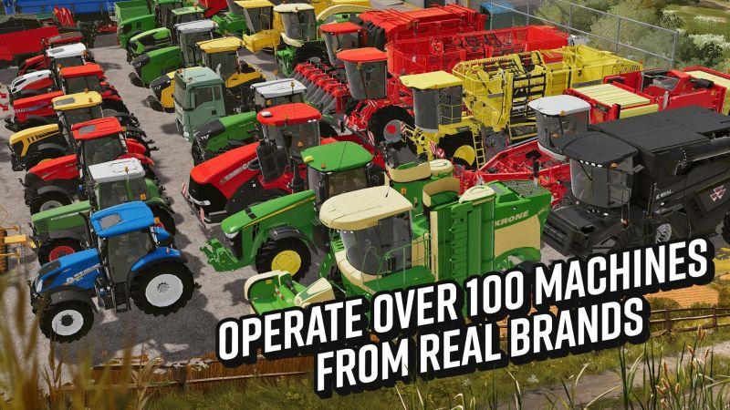 farming simulator 20 machines