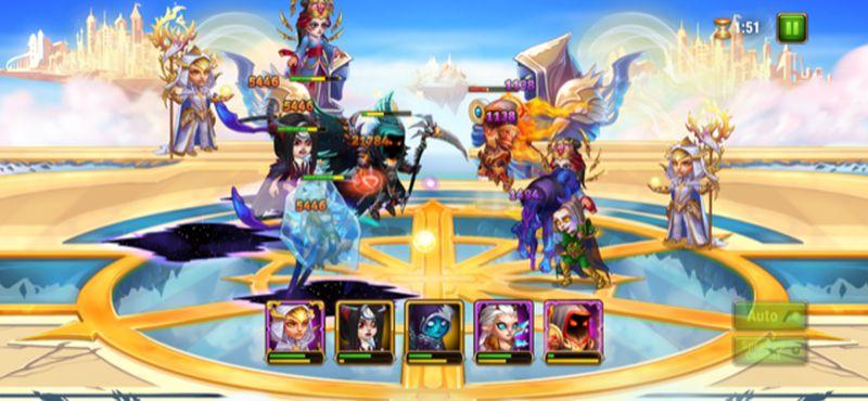 hero wars grand arena battle