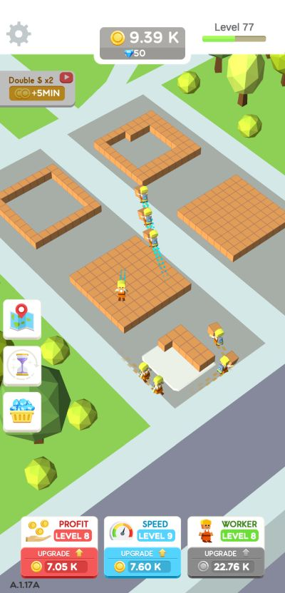 idle landmark tycoon best investment strategy