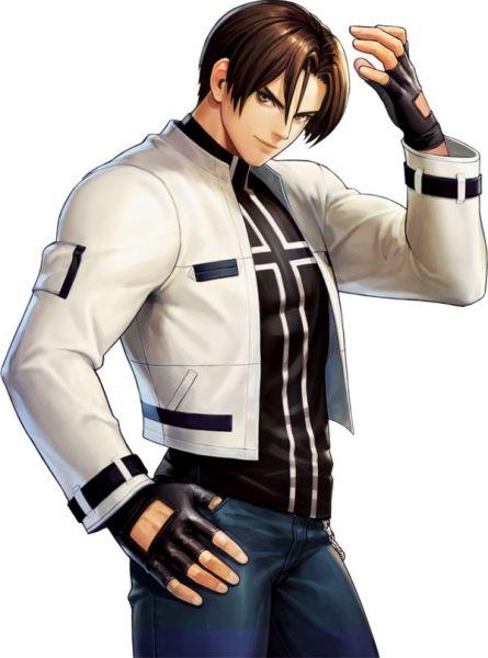 kyo kusanagi the king of fighters allstar