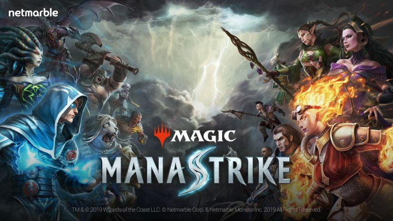 magic manastrike pre-registration