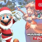 Mario Kart Tour Winter Tour Update Adds New Drivers, Karts And More