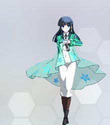 miyuki shiba crossing void