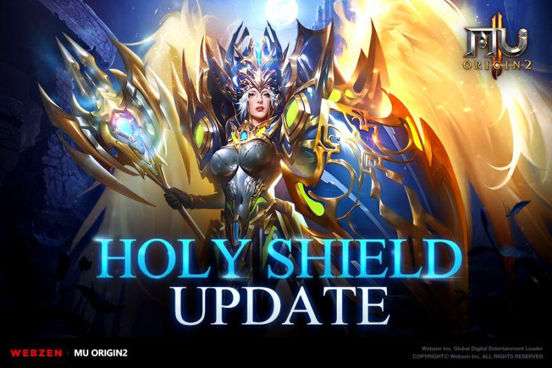 mu origin 2 holy shield update