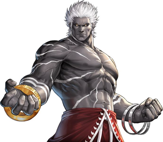 mukai the king of fighters allstar