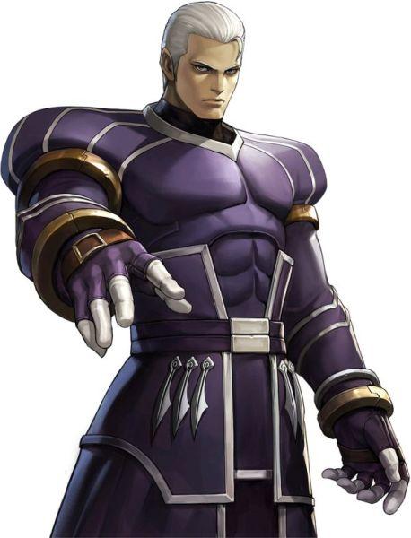 original zero the king of fighters allstar