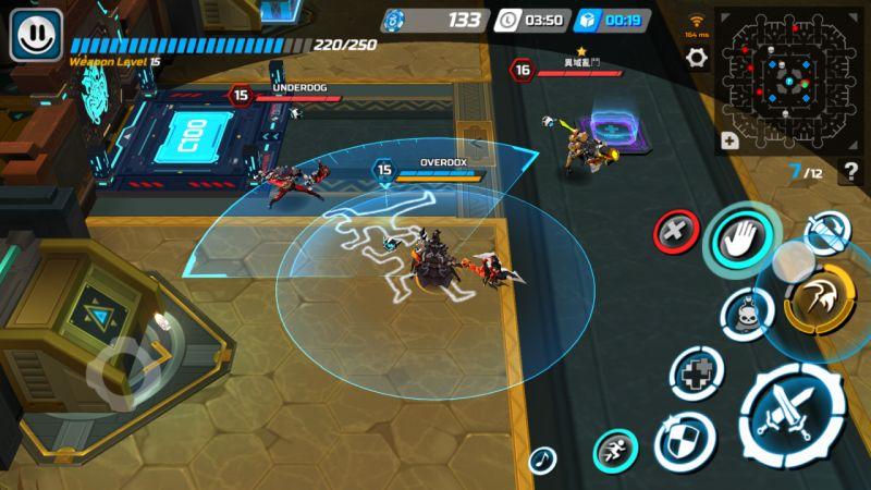 overdox gameplay