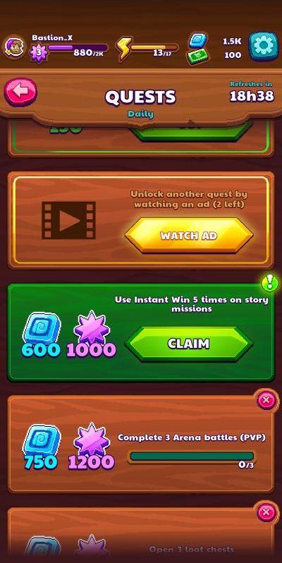pewdiepie's pixelings daily quests