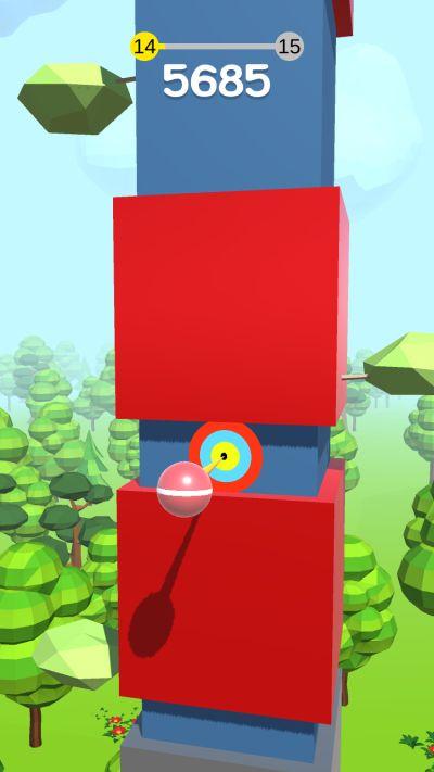 how to break barriers in pokey ball
