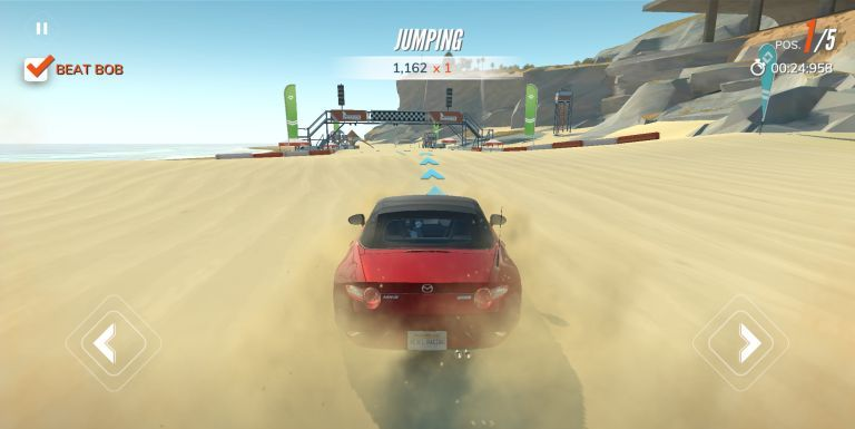 rebel racing tricks
