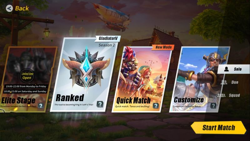 ride out heroes ranked mode