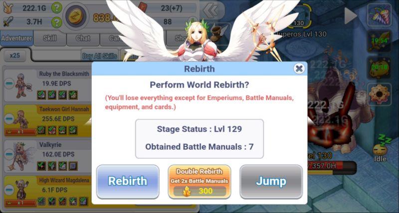 ro click h5 rebirth