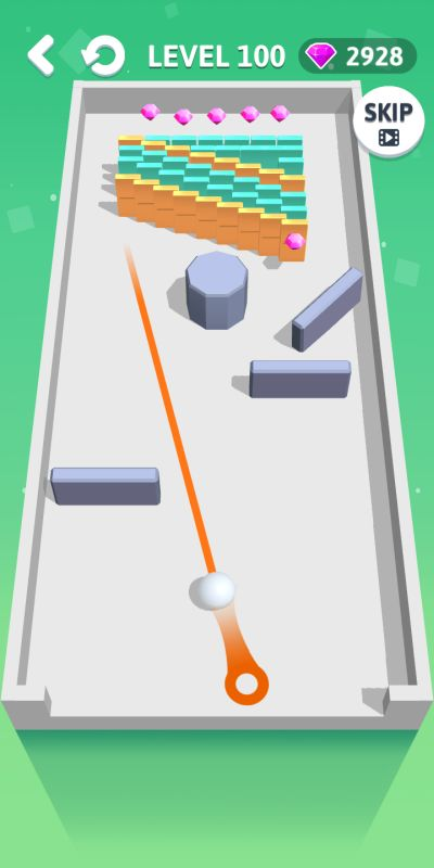 how to complete more levels in rolling domino