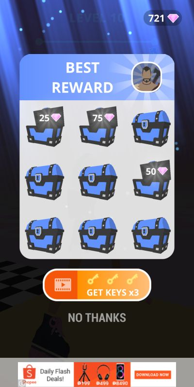 how to get rewards in sky roller