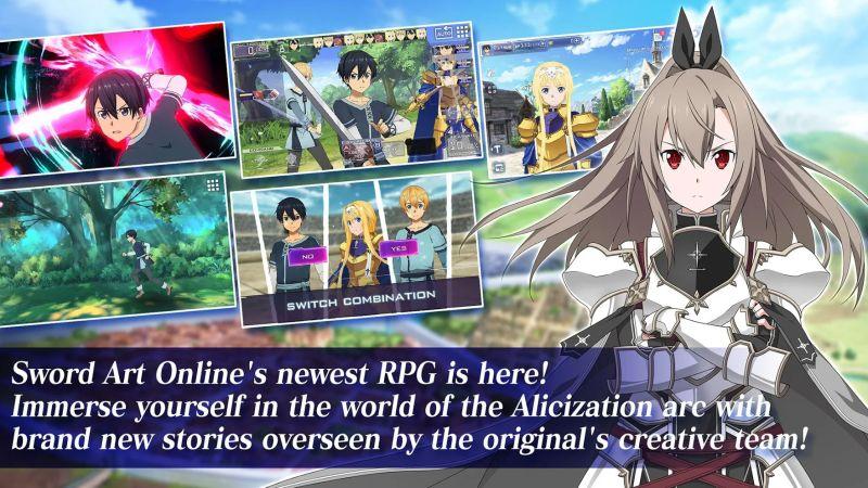 sword art online alicization rising steel tricks
