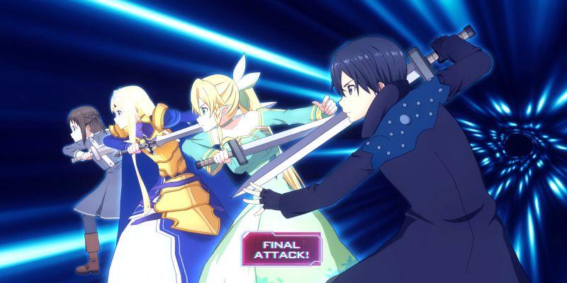 sword art online alicization rising steel battle tips