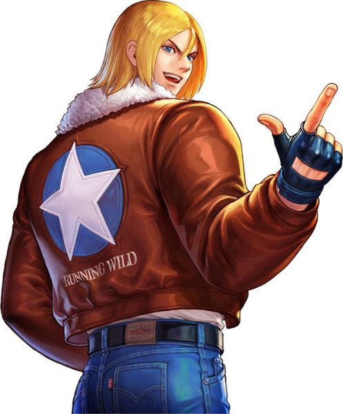 terry bogard the king of fighters allstar