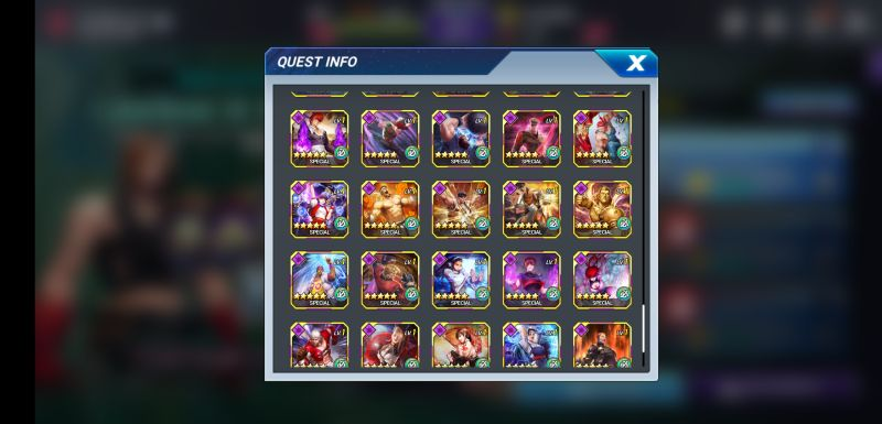 how to farm battle cards in the king of fighters allstar