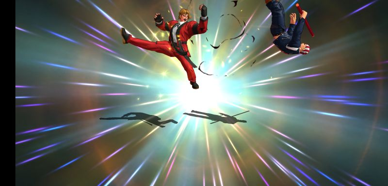 how to punish opponents in the king of fighters allstar